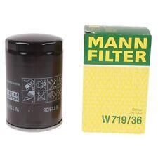 Homme filtres w719/36 Filtre à huile pour Jaguar s-type xf xj x-type 2.5 3.0