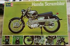 Revell 1/8 Honda Scrambler  Kit# H-1235