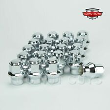 20 14x1.5 Dodge Charger Lug Nuts For Factory Steel Wheels With Hub Caps
