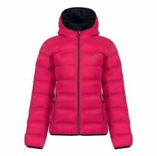 Waist Length Quilted Hood Coats & Jackets for Women