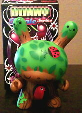 "DUNNY 3"" FATALE SERIES ANNA CHAMBERS TREE W/ CARD 2/25 KIDROBOT TOY COLLECTIBLE"