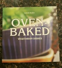 Oven-Baked Vegetarian Dishes: By Gabriele Redden, PB  *BRAND NEW*