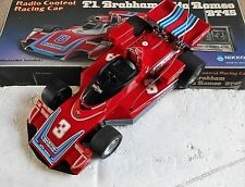 Alfa Romeo BT 45 Brabham F1 Nikko Japan 1/16 Original Box Papers & Control 1979