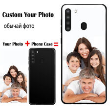 Para Samsung Galaxy A50 51 70 71 40 30 Personalizado Foto Funda de Teléfono