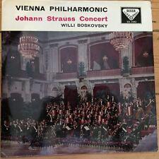 SXL 2082 Johann Strauss Concert / Boskovsky / VPO W/B