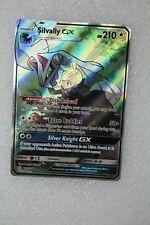 Pokemon Card TCG Silvally GX (Full Art) SM - Cosmic Eclipse  227/236 Ultra Rare