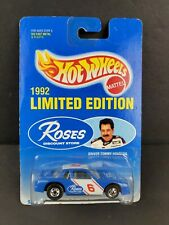 1992 Hot Wheels LImited Edition Roses Discount Store Buick Race Car 9258 Diecast