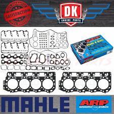 ARP Stud Kit w/ Mahle Head Gasket Set & Grade 'C' Head Gaskets - Duramax LLY 6.6