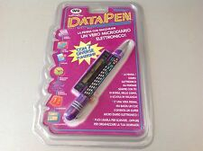 Tiger Electronics Data Pen Personal Organizer 7 Function Pda 71-504 MISB rare