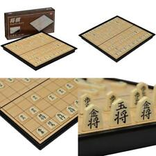Shogi Travel Game Set With Magnetic 9.75 Inch Board And Game Pieces