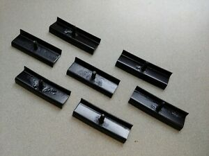 USED SET 7 ORIGINAL PORSCHE 911 912E 930 FRONT SPOILER AIR DAM MOUNTING SHIMS #3