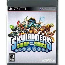 Skylanders Swap Force Original Sony Playstation 3 PS3 Game