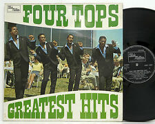 Four Tops       Gretest Hits         Tamla        UK     no barcode     NM # D