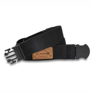 Dakine Reach Stretch Black Unisex Snowboard Belt