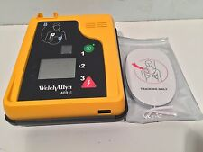 Welch Allyn AED 10 Trainer with New Pads and New Battery