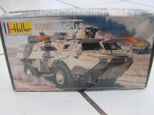 1/72 VAB 4 x 4 Armored Amphibious Vehicle Military Heller 79898 Models kit new