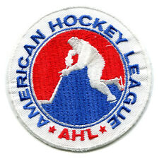 "AHL AMERICAN HOCKEY LEAGUE MINOR LEAGUE VINTAGE 2.75"" ROUND LOGO PATCH"