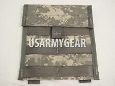 US Army Military ACU Molle II Admin Utility Map Admin Pouch