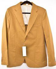 STELLA MCCARTNEY Men's Blazer Jacket, Khaki, UK size 42