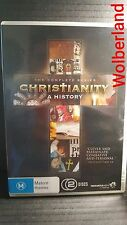 Christianity A History The Complete Series [ 2 DVD Set ] Multi Region, FREE Post