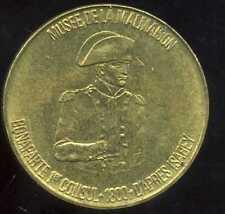 jeton TOTAL     ( musee de la malmaison  ) BONAPARTE 1er CONSUL 1800  ( bis )