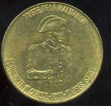 jeton TOTAL     ( musee de la malmaison  ) BONAPARTE 1er CONSUL 1800