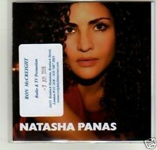 (D481) Natasha Panas, Kennington - DJ CD