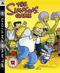 The Simpsons Game PS3 NEW and Sealed Simpsons Game Sony PlayStation 3