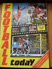Apr-1987 IL CALCIO OGGI: MENSILE RIVISTA sul calcio, VOL 1 No.02, particolarità