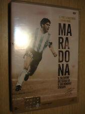 DVD N°6  MARADONA NON SARO´ MAI UN UOMO COMUNE IL CALCIATORE DEL SECOLO MONDIALE