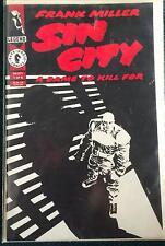 Sin City - A Dame To Kill For - # 1 - Dark Horse Comics November 1993