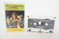 Thomas Mapfumo Shumba Vital Hits of Zimbabwe Earthworks Cassette Tape 1990