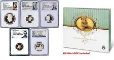 2021 US Mint BIRTH SET 5-Coin-Set Dime Half Penny Nickel Quarter NGC PF69 UC FR