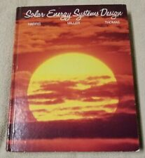 Solar Energy Systems Design by Harris, Norman C.