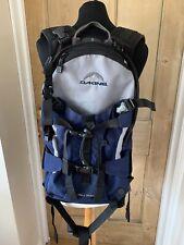 DAKINE Heli Pack Blue & Grey Backpack Rucksack Ski Snowboarding Winter Sports