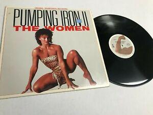 Pumping Iron II The Women Record lp original vinyl album