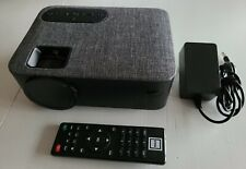 New listing Rca Home Theater Projector 480p Rpj143 Black~Hdmi~Bluetooth~1080 P Compatible