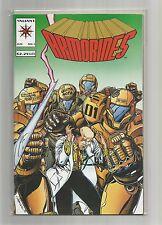 ARMORINES NUMBER 1 (Jun 1994, Acclaim Comics)    MINT