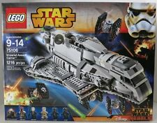 LEGO STAR WARS SET 75106 IMPERIAL ASSAULT CARRIER BRAND NEW SEALED BOX