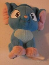 Neopets-Acara-2004-6.5 34;-Neopets on Foot-Blue & Pink-Vintage