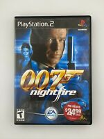 James Bond 007: Nightfire - Playstation 2 PS2 Game - Complete & Tested