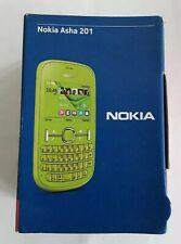 Nokia Asha 201 - Black (Excellent Condition)