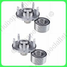 FRONT WHEEL HUB & BEARING FORD EDGE LINCOLN MKX 2007-2010 PAIR FAST SHIPPING