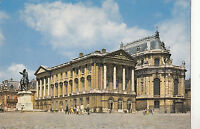 BF25421 versailles chateau cour royale   france front/back image