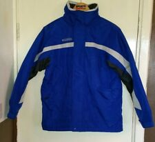 columbia sports blue ski jacket womens UK Size 14/16 Brand new flece lined £60