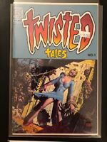 Twisted Tales #1 High Grade Comic Book