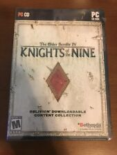 Elder Scrolls IV: Knights of the Nine (PC, 2006) New and Sealed