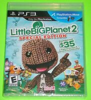 Sony PlayStation 3 Game - LittleBigPlanet 2 - Special Edition (New, No UPC Code)