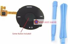 Replacement click wheel Menu button Part for Ipod Classic 6 6th gen A1238 black