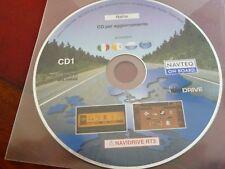 Italie  CD carte pour GPS NAVIDRIVE RT3 PEUGEOT/CITROËN